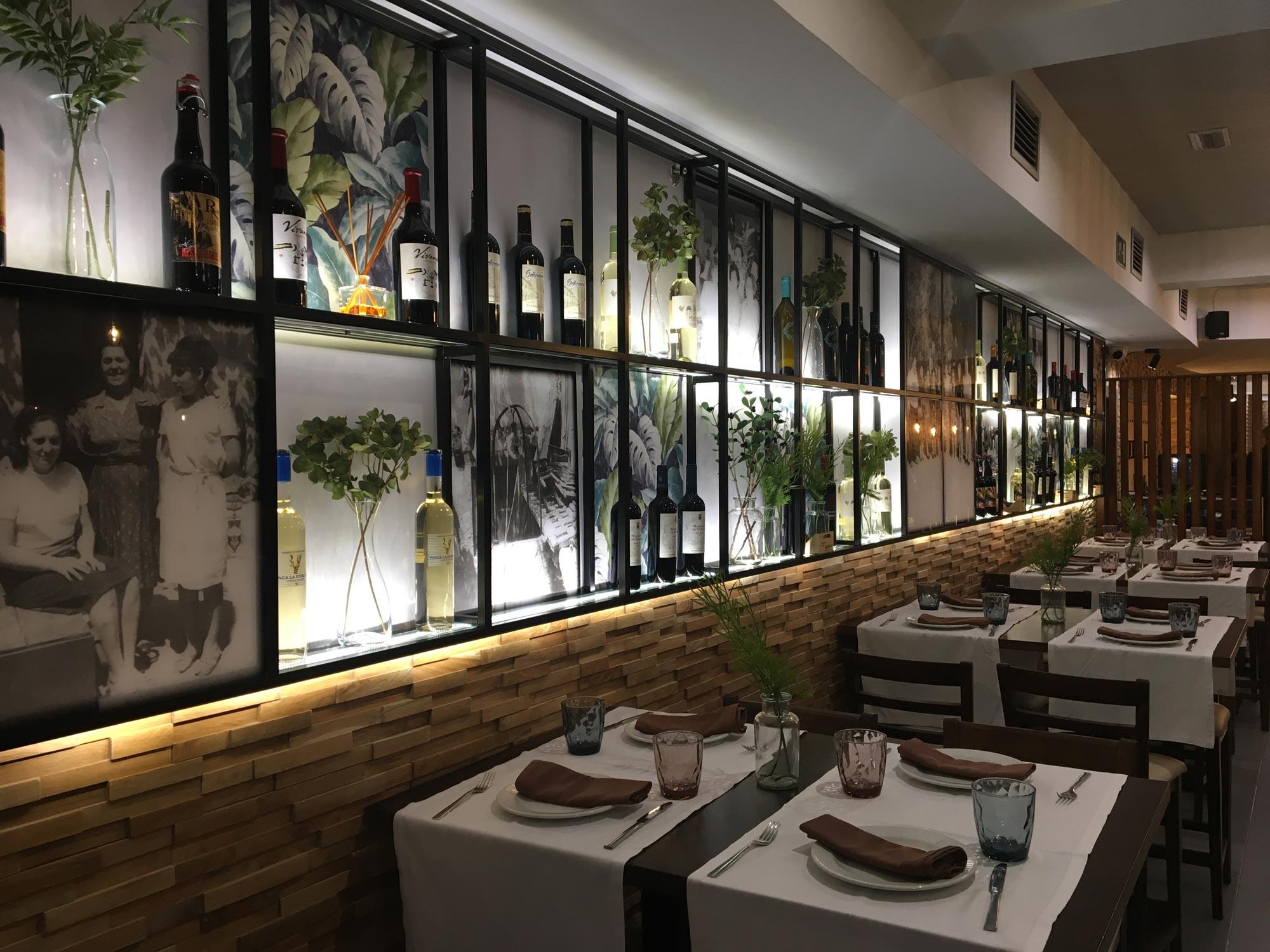 Restaurante-Lucrecia-Alcala-Mural-Historia